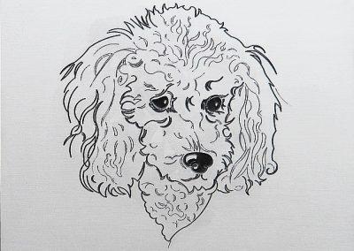 Placas para sepulturas de mascotas